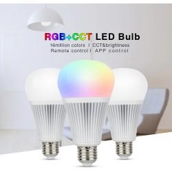 AMPOULE LED E27 9W RGB +...