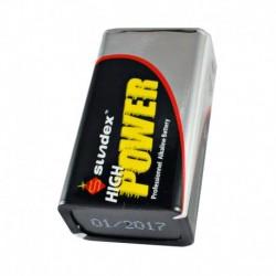 PILES SUNDEX 6LR 61 9V
