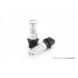 P13W - AMPOULES LED BLANC HP48