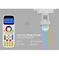 SPOT LED 25W RGBW POUR RAIL...
