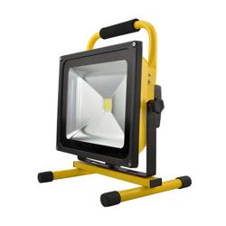 Projecteur LED AUTONOME 50W