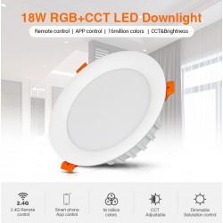 DOWNLIGHT 18W RGB + CCT...