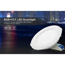 DOWNLIGHT 12W RGB + CCT...